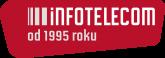 Logo Infotelecom Autoryzowany Partner Systemu ERP enova365
