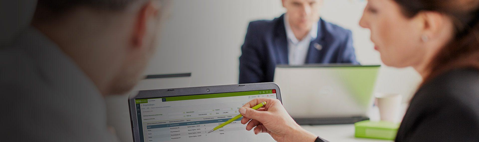 System ERP enova365 usprawnia procesy biznesowe