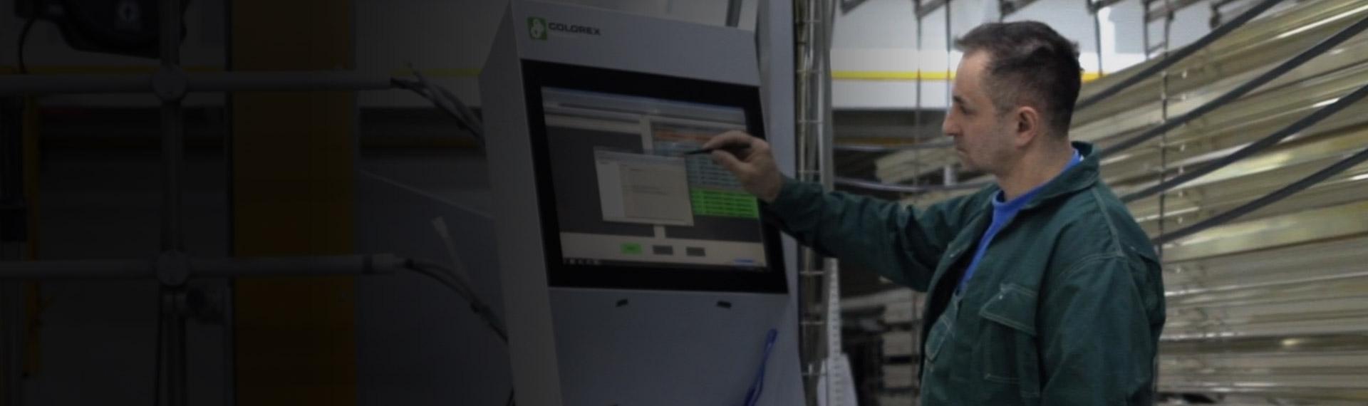 wdrożenie systemu erp w branży produkcyjnej banner wideo
