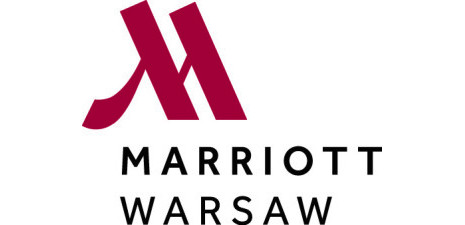 logotyp Marriott Warsaw