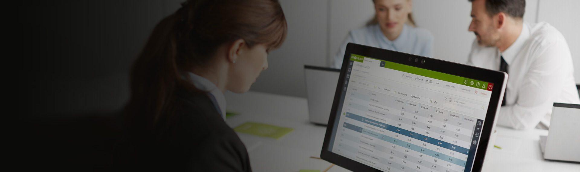 Wideo: system ERP enova365 Finanse i Księgowość