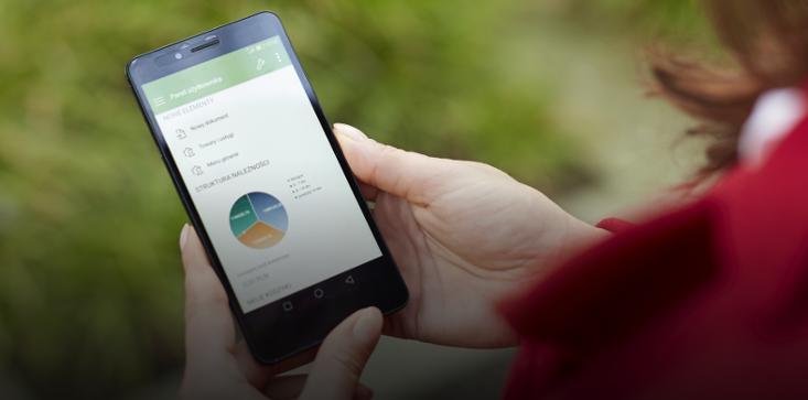 system erp enova365 na smartphone