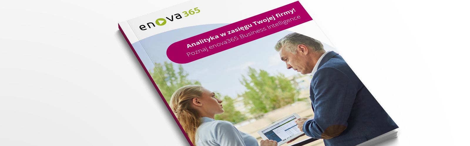 Okładka bezpłatnego e-booka Business Intelligence