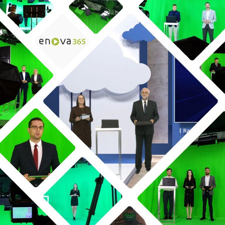Kolaż ze zdjęć z XVI Konferencji Autoryzowanych Partnerów, organizowanej przez spółkę Soneta