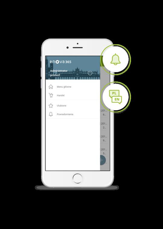 enova365 aplikacja mobilna dla biznesu - elastyczne narzędzie wspierające komunikację