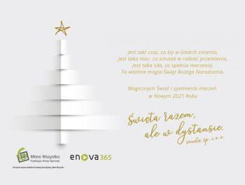 Wesołych Świąt od enova365