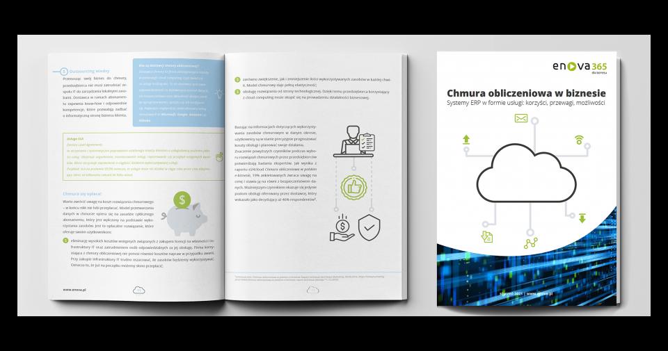 erp w chmurze - ebook